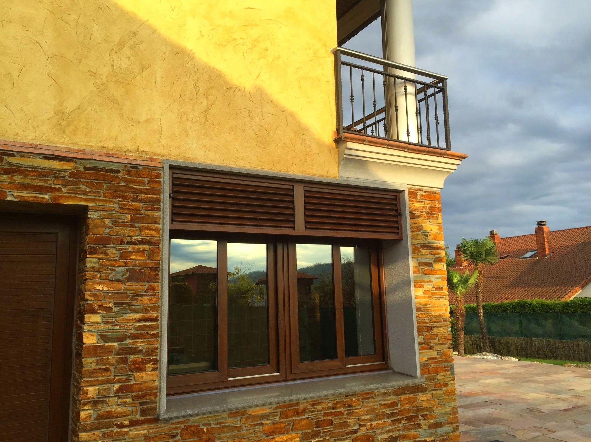 Foto 58 de Fachadas en Colunga   Construcciones Espiniella