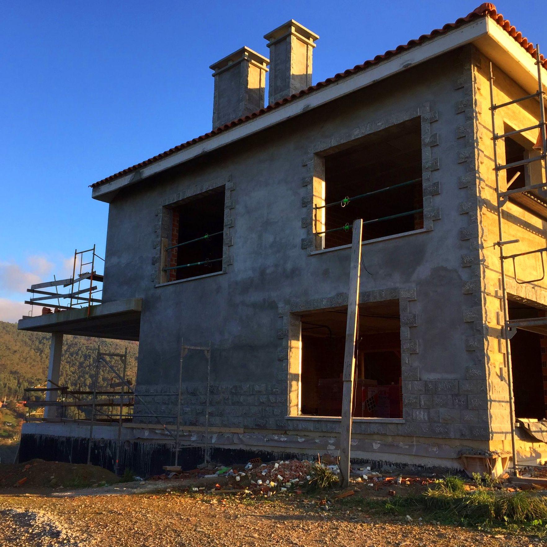 Foto 93 de Fachadas en Colunga | Construcciones Espiniella