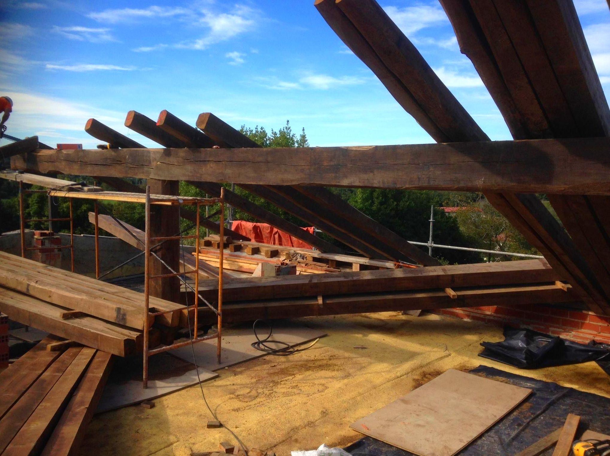 Foto 52 de Fachadas en Colunga | Construcciones Espiniella