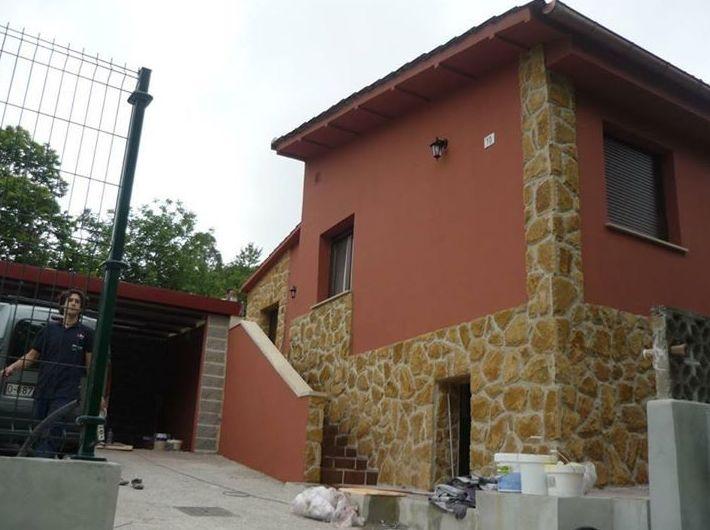 Foto 102 de Fachadas en Colunga | Construcciones Espiniella