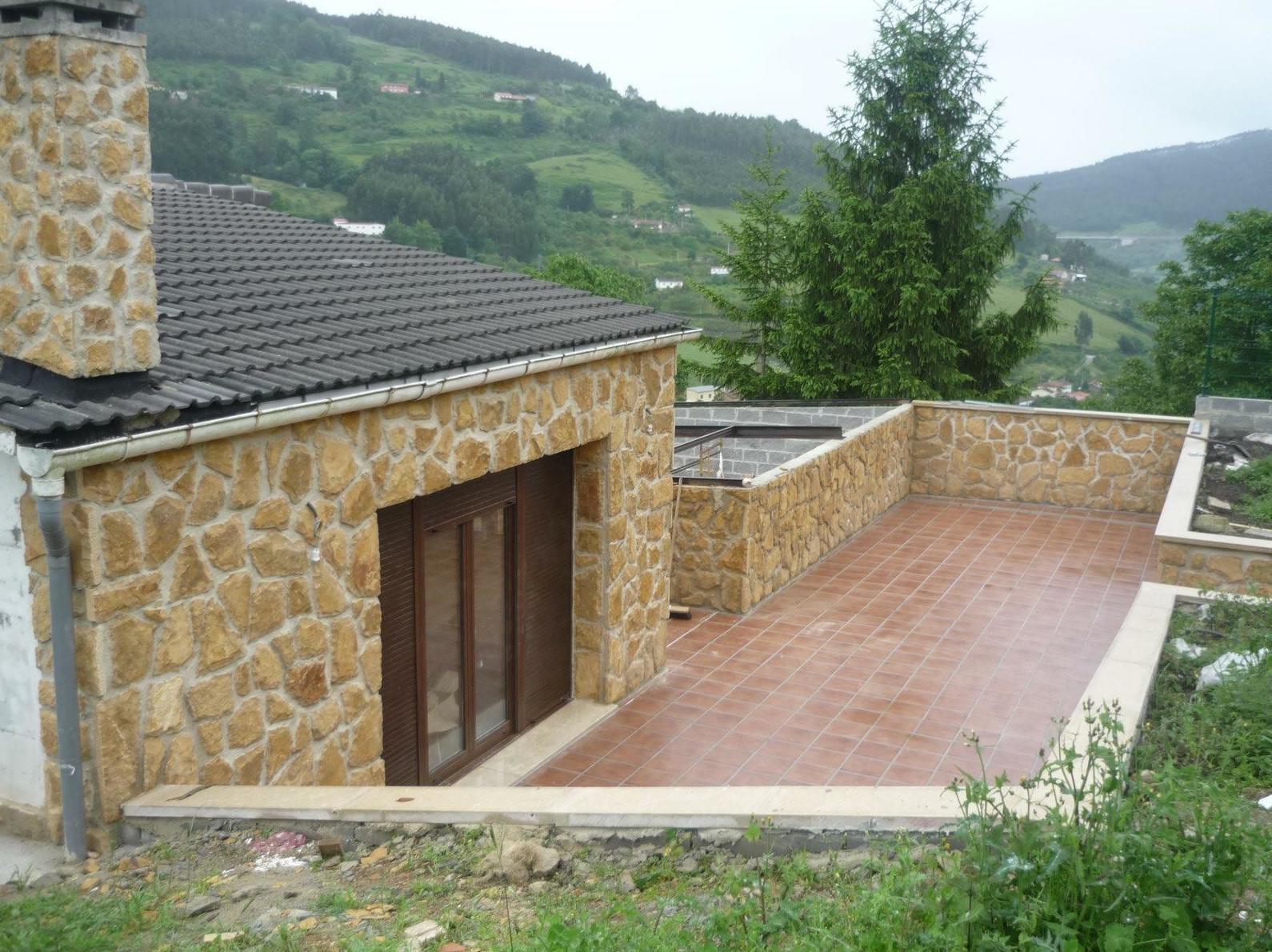 Reforma de casas en Colunga