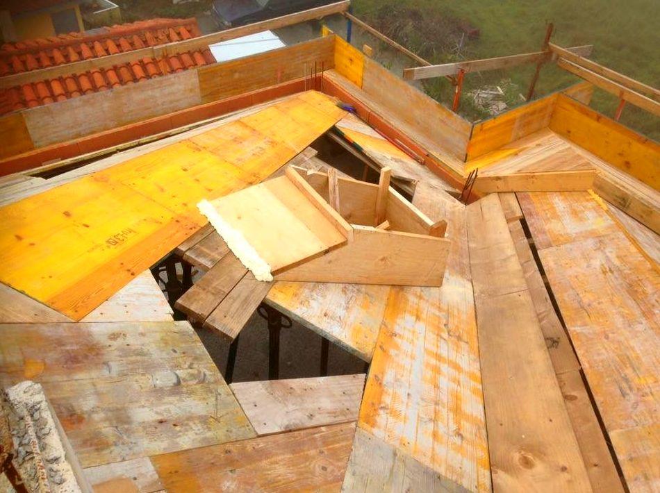 Foto 74 de Fachadas en Colunga | Construcciones Espiniella