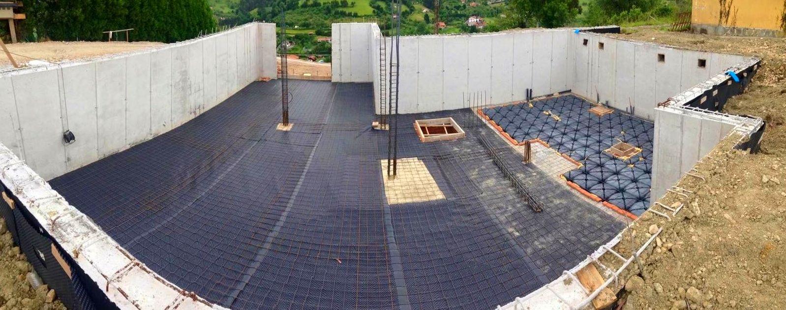 Foto 112 de Fachadas en Colunga | Construcciones Espiniella