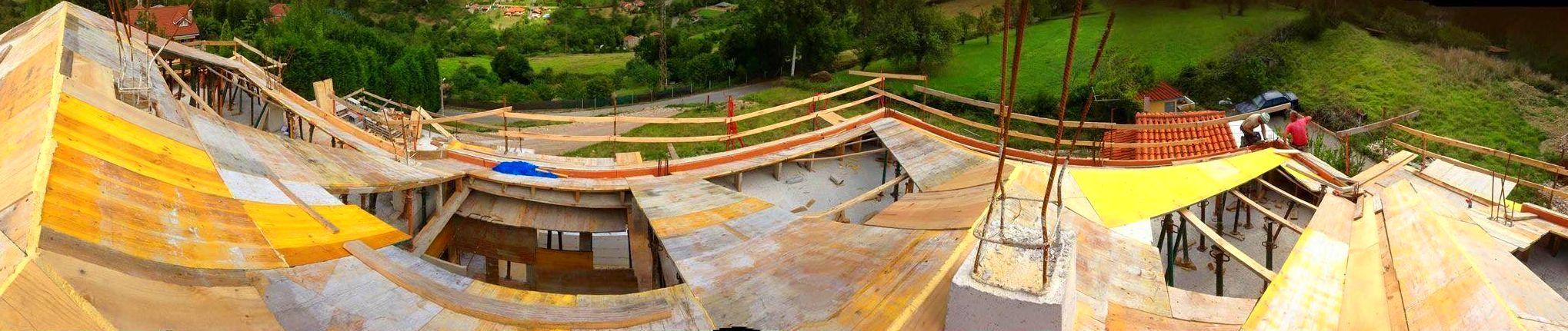 Foto 104 de Fachadas en Colunga | Construcciones Espiniella