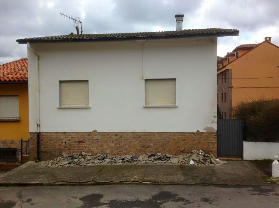 Foto 65 de Fachadas en Colunga | Construcciones Espiniella