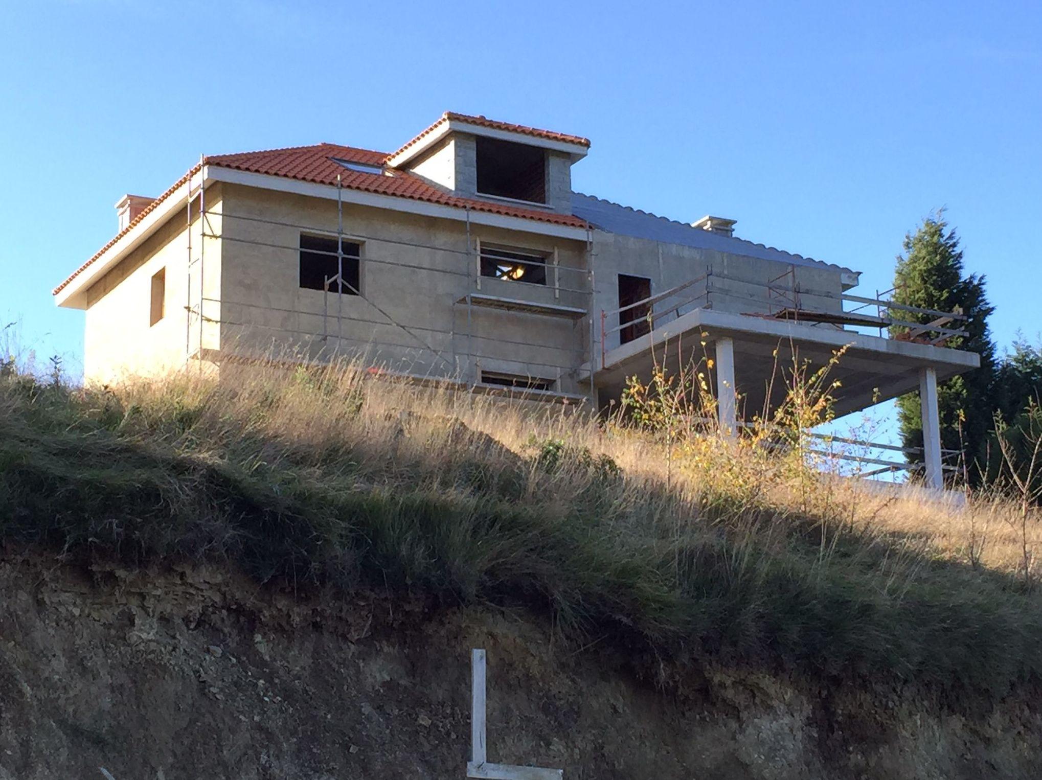 Foto 89 de Fachadas en Colunga | Construcciones Espiniella