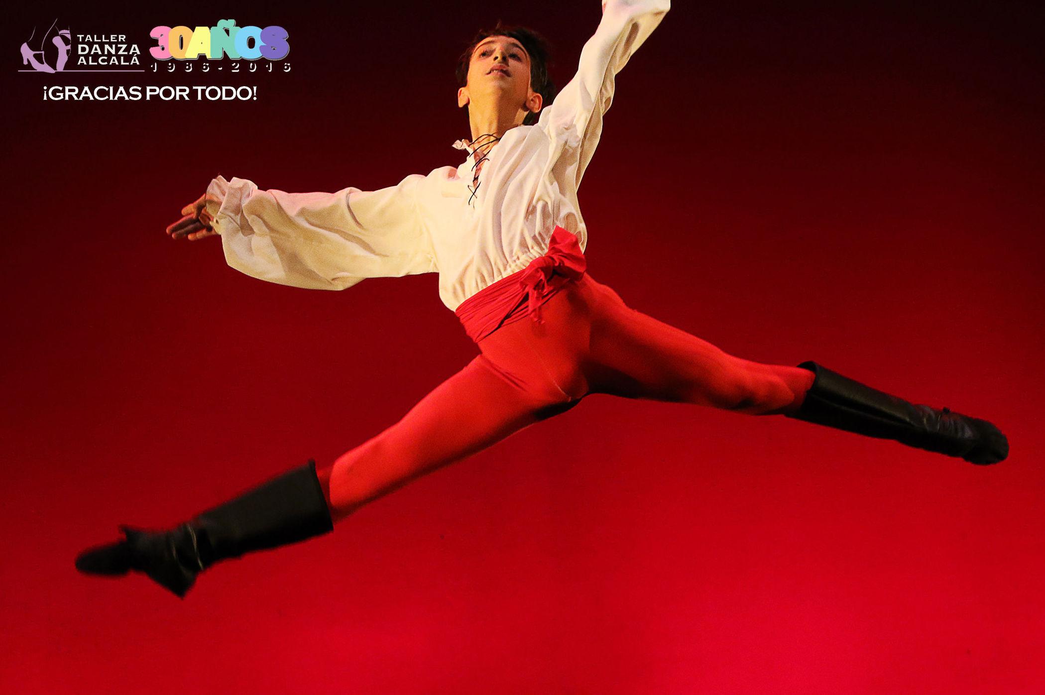 Danza clásica en Alcalá de Henares