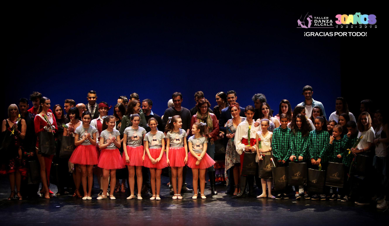 Academia de baile para todas las edades