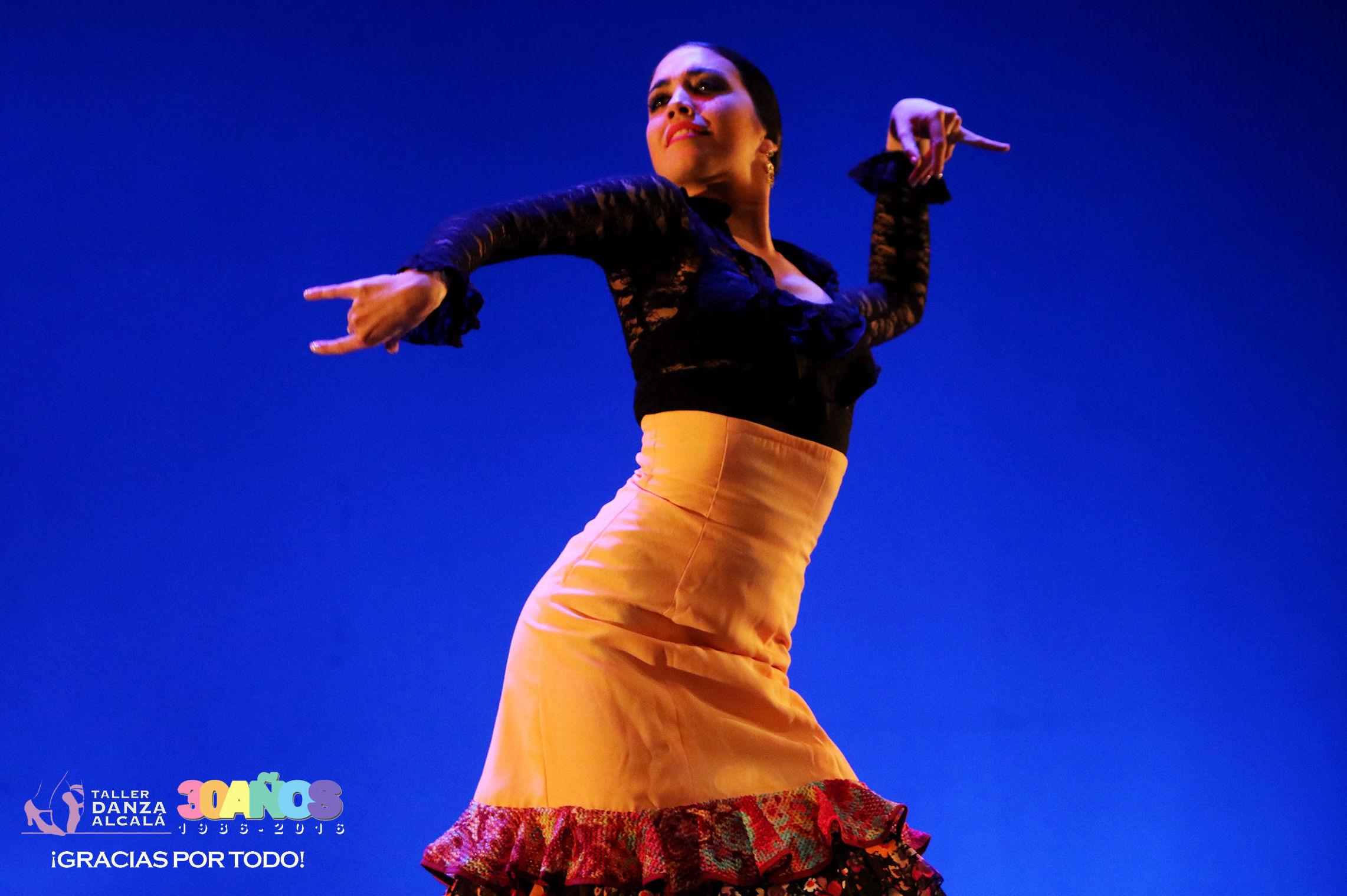 Bailes flamencos en Alcalá de Henares