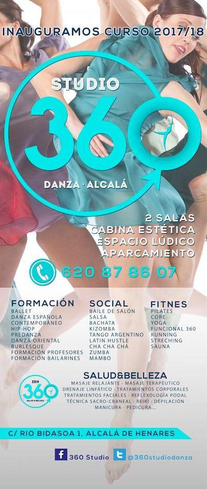 360 STUDIO DANZA·ALCALÁ