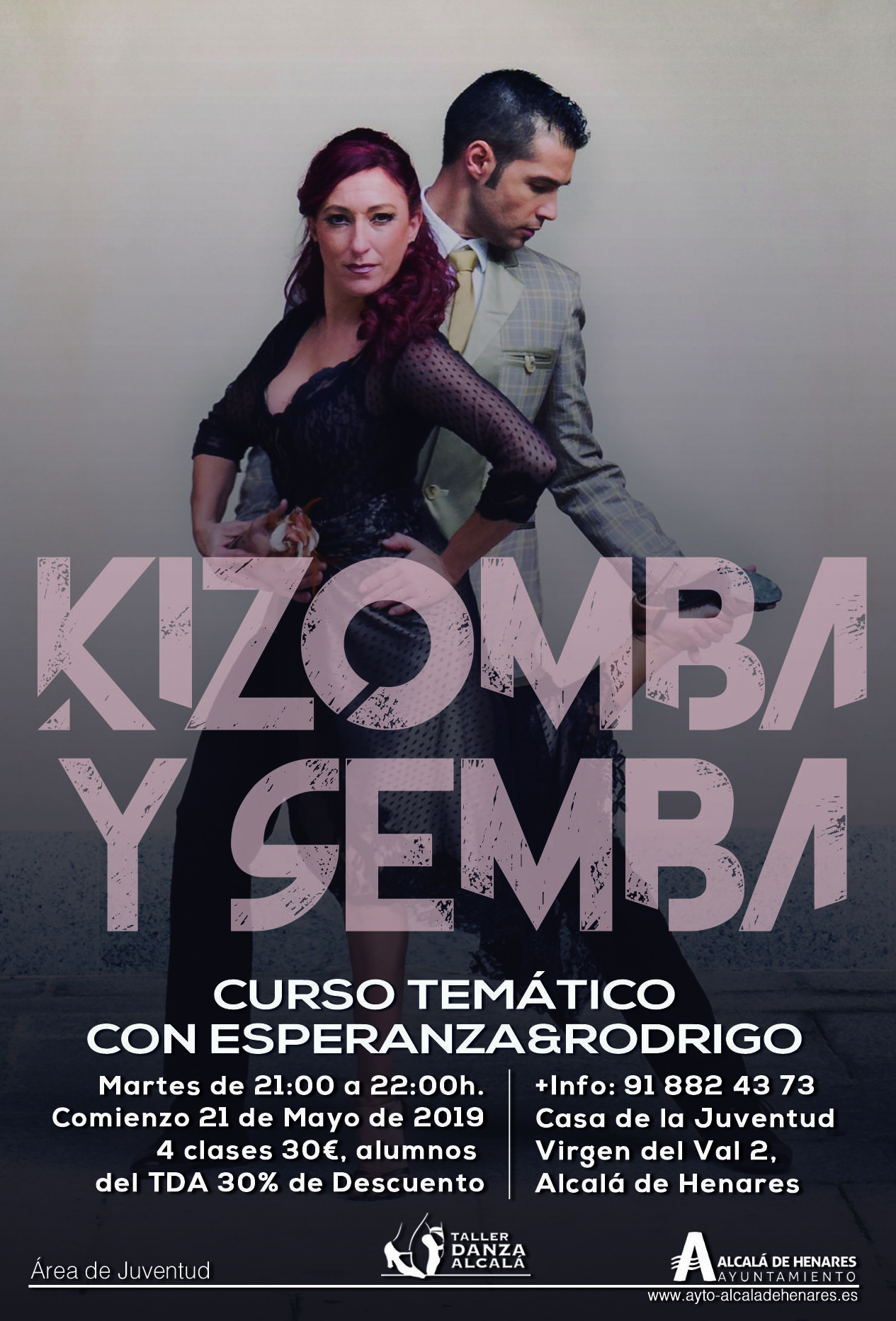 TEMATICO DE KIZOMBA Y SEMBA