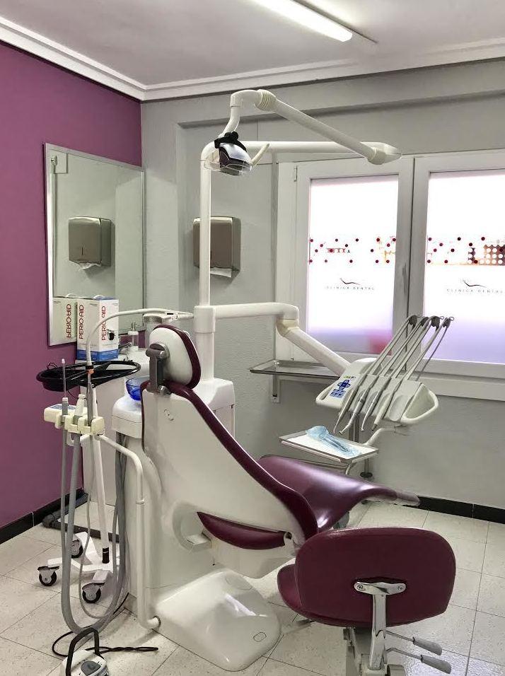 Odontología infantil: Tratamientos dentales de Clínica Dental Mª Eugenia Aguirre Abad