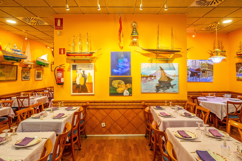 Foto 7 de Cocina marinera en Barcelona | El Rey de la Gamba 2