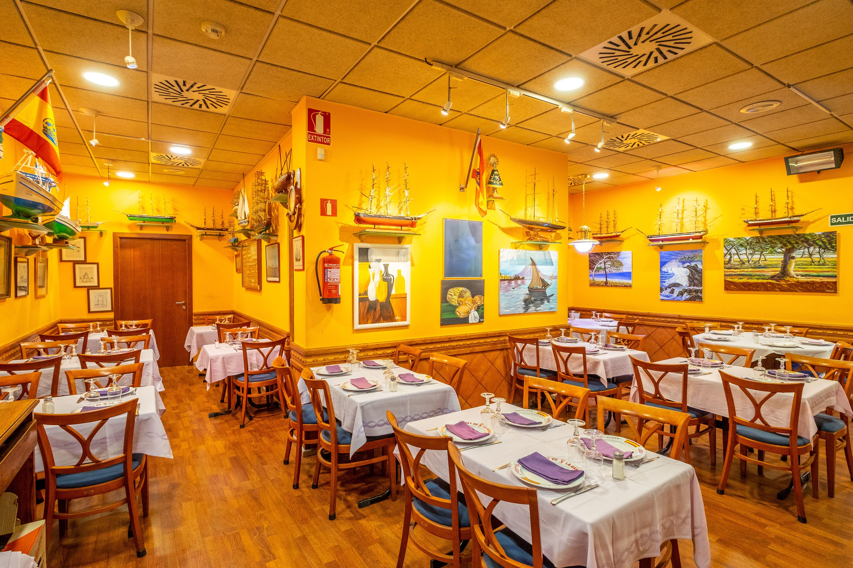 Foto 12 de Cocina marinera en Barcelona | El Rey de la Gamba 2