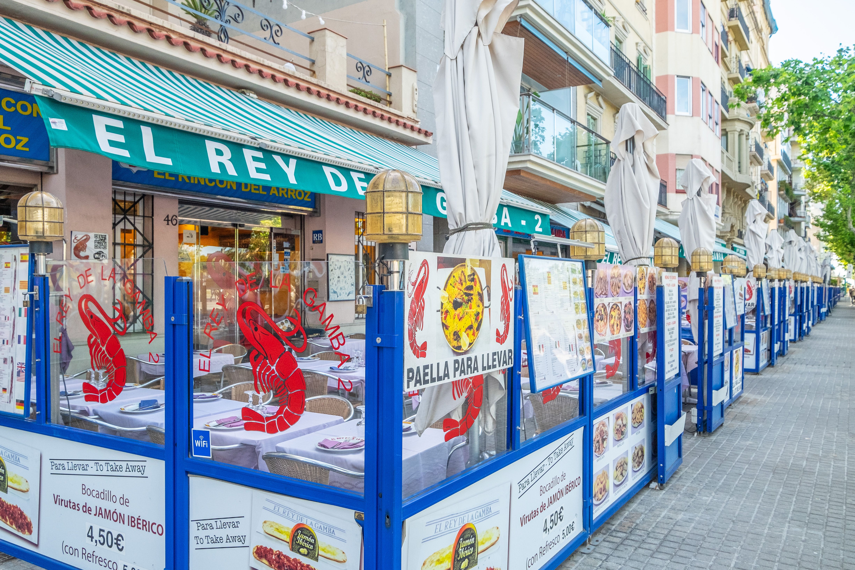 Foto 20 de Cocina marinera en Barcelona | El Rey de la Gamba 2