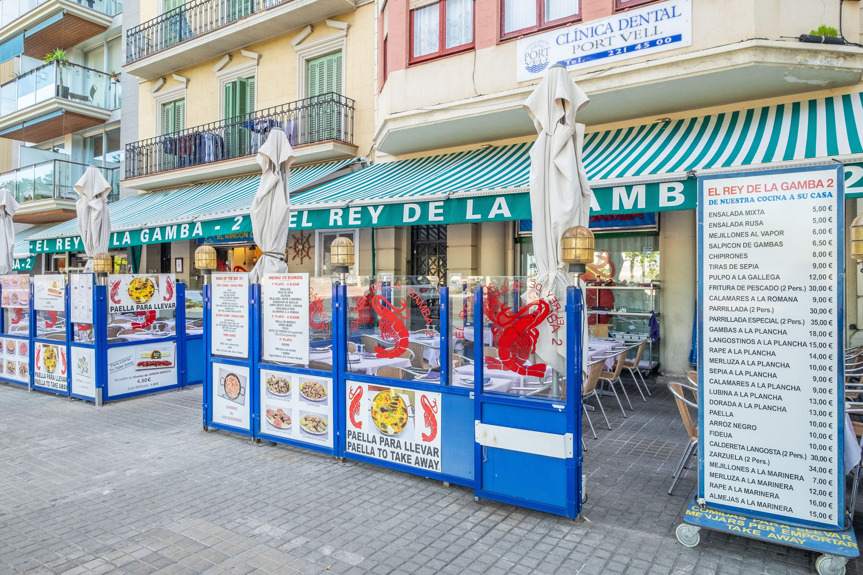 Foto 13 de Cocina marinera en Barcelona | El Rey de la Gamba 2