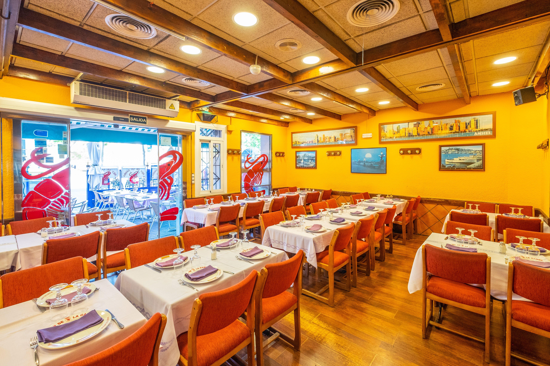 Foto 21 de Cocina marinera en Barcelona | El Rey de la Gamba 2