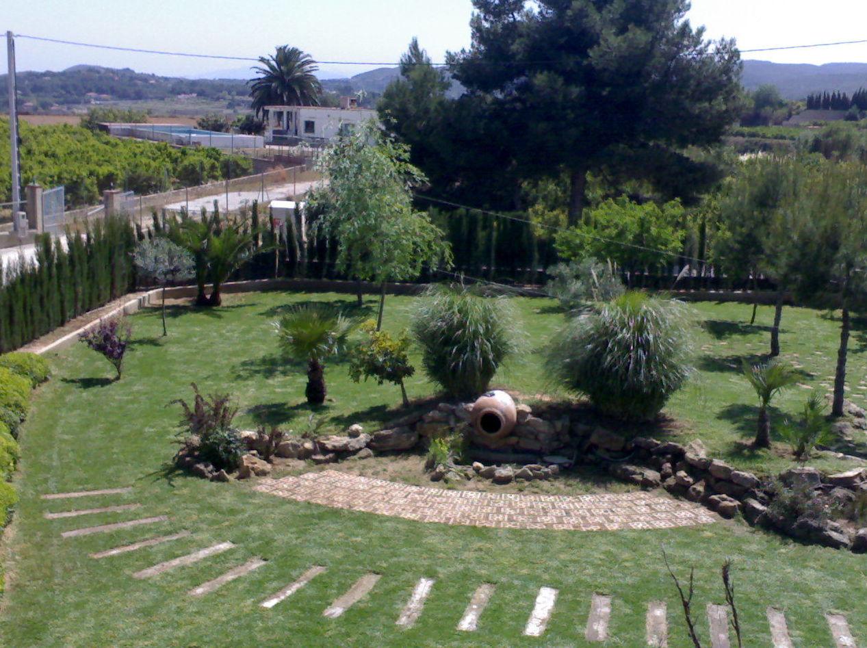 jardines decorativos valencia