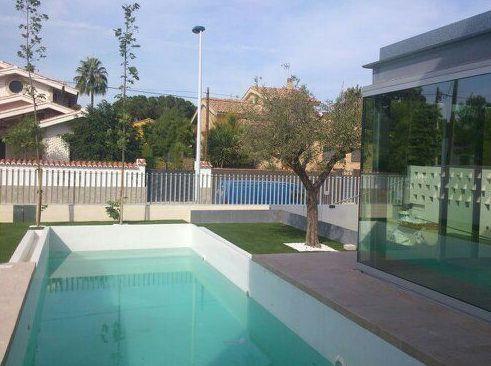 mantenimiento jardines y piscinas