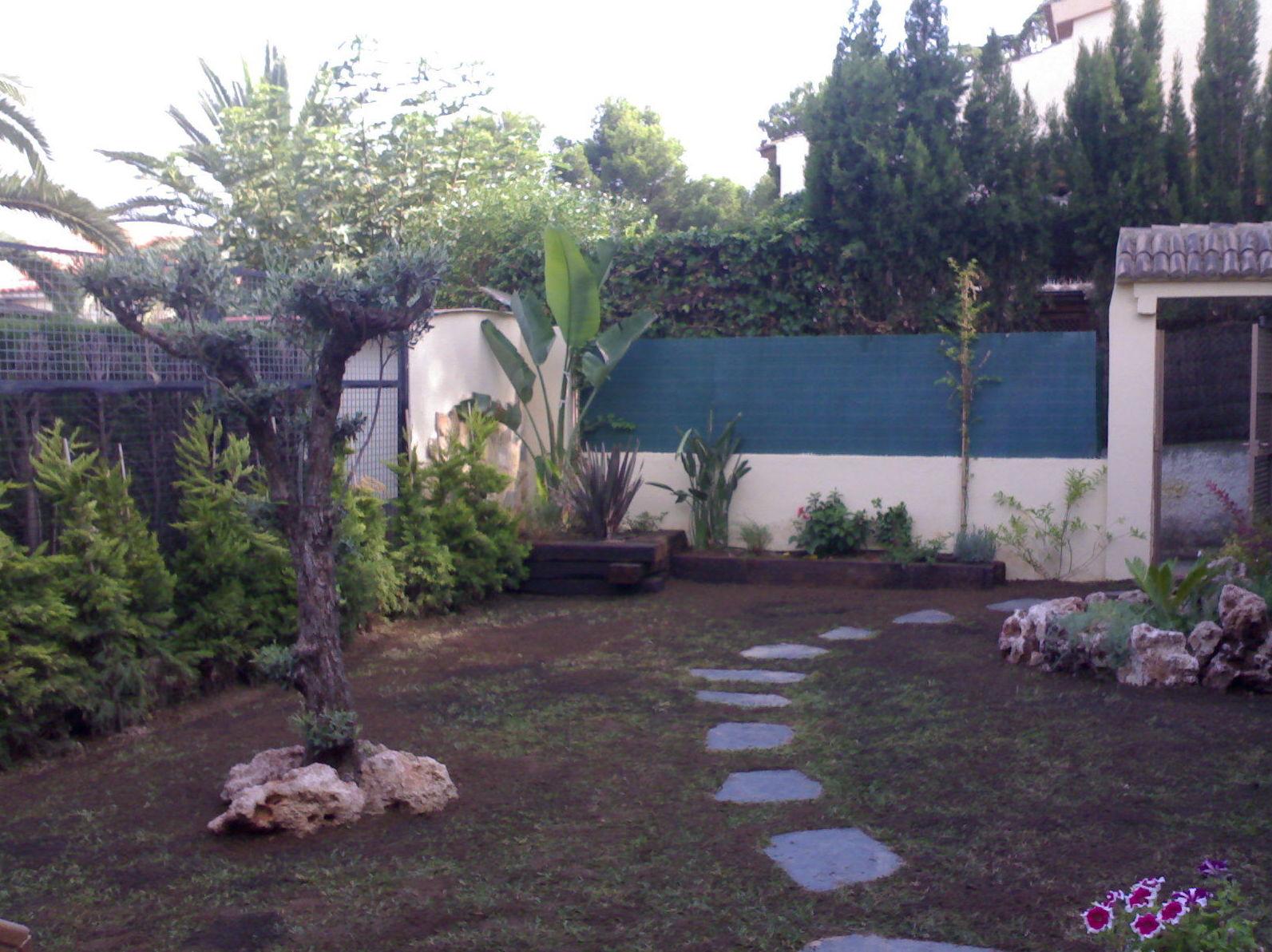 jardines zen valencia