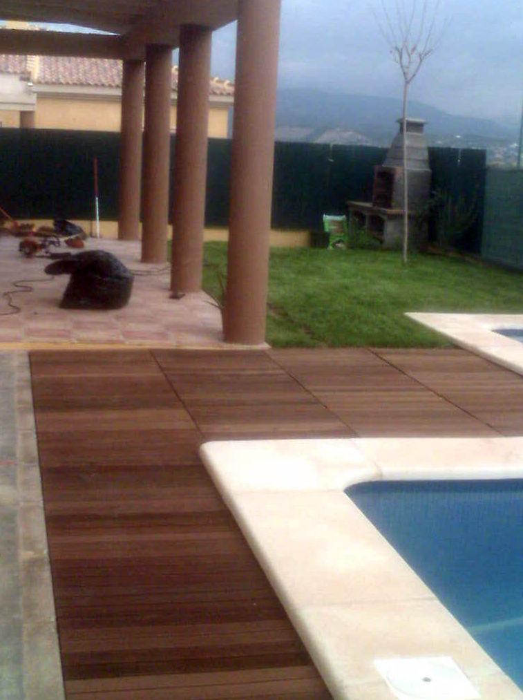 Mantenimiento de jardines y piscinas en Valencia