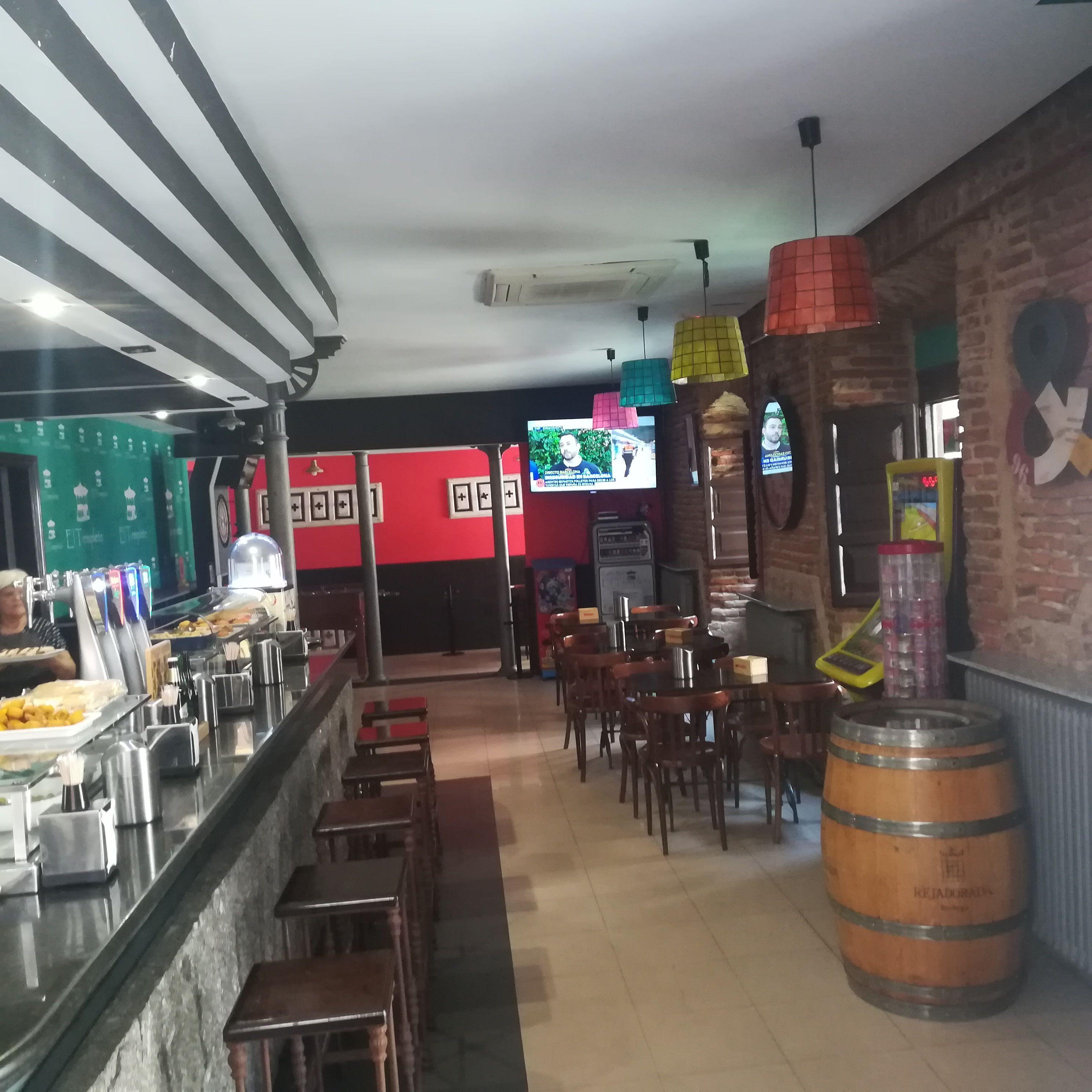 Tapas y buen vino en Peñaranda de Bracamonte