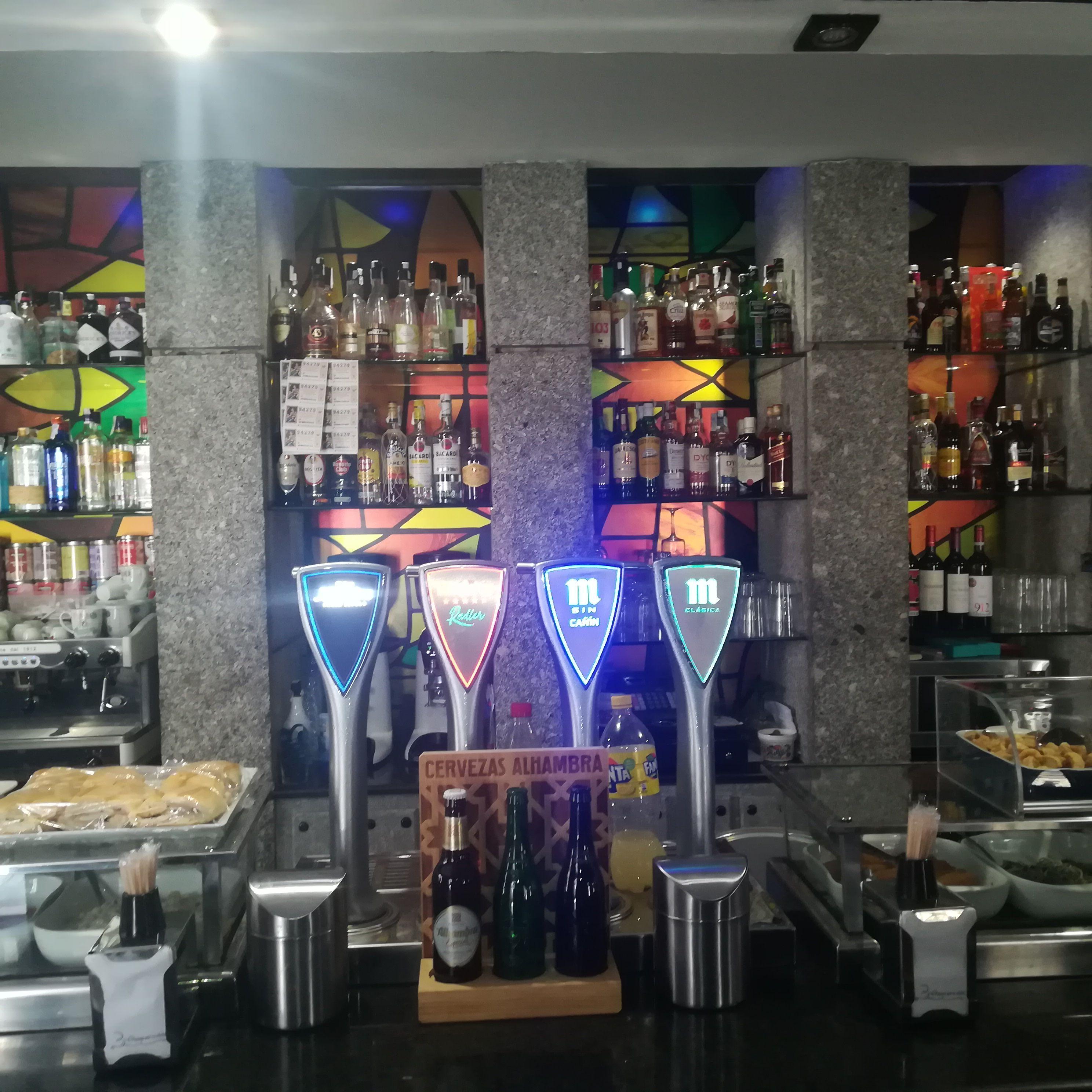 Bar de copas en Peñaranda de Bracamonte