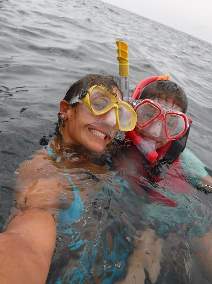 Snorkel en el Cabo de Gata