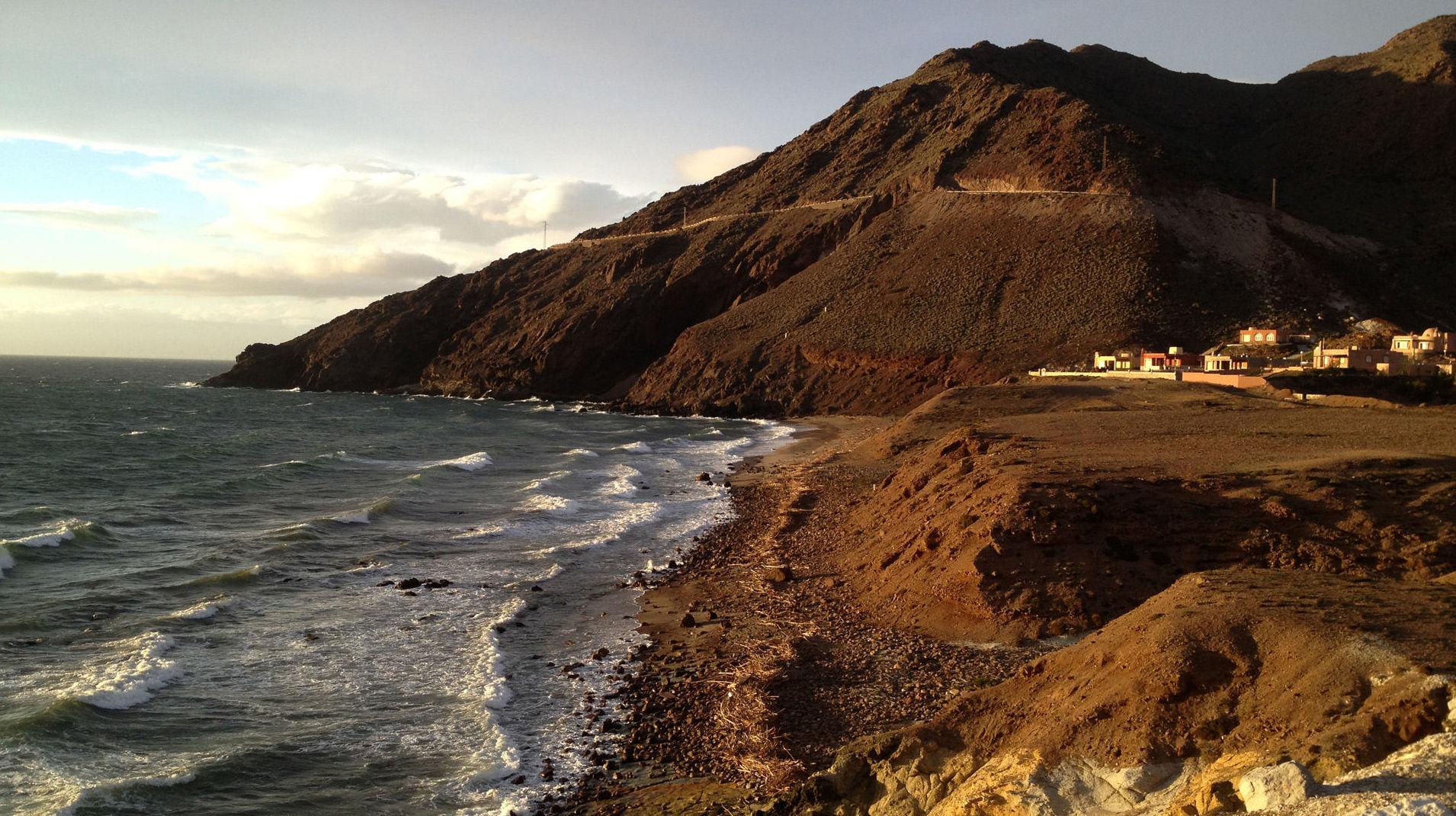 Salidas de senderismo en el Parque Natural Cabo de Gata - Níjar