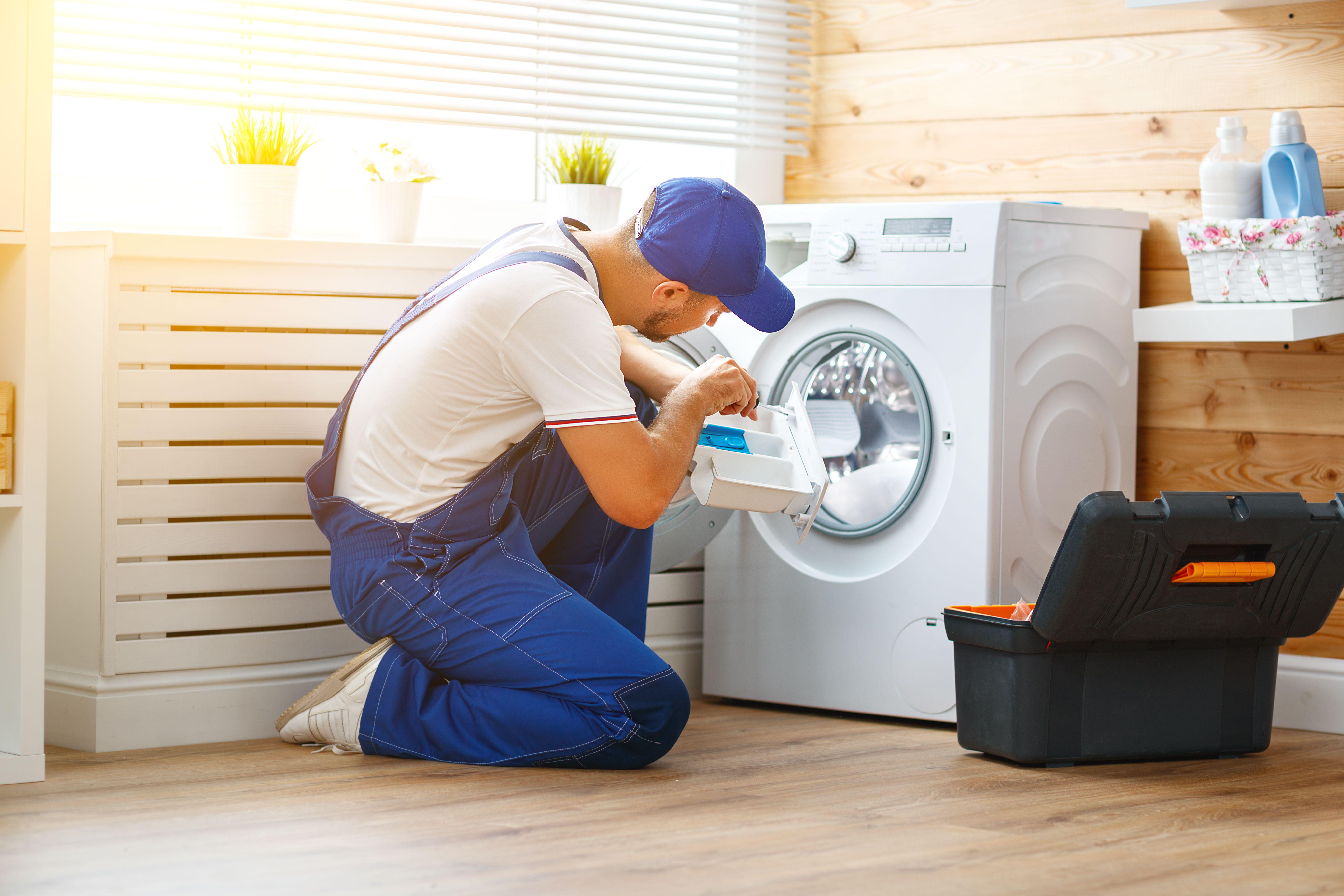 Reparación de lavadoras: Reparaciones de Reyvo