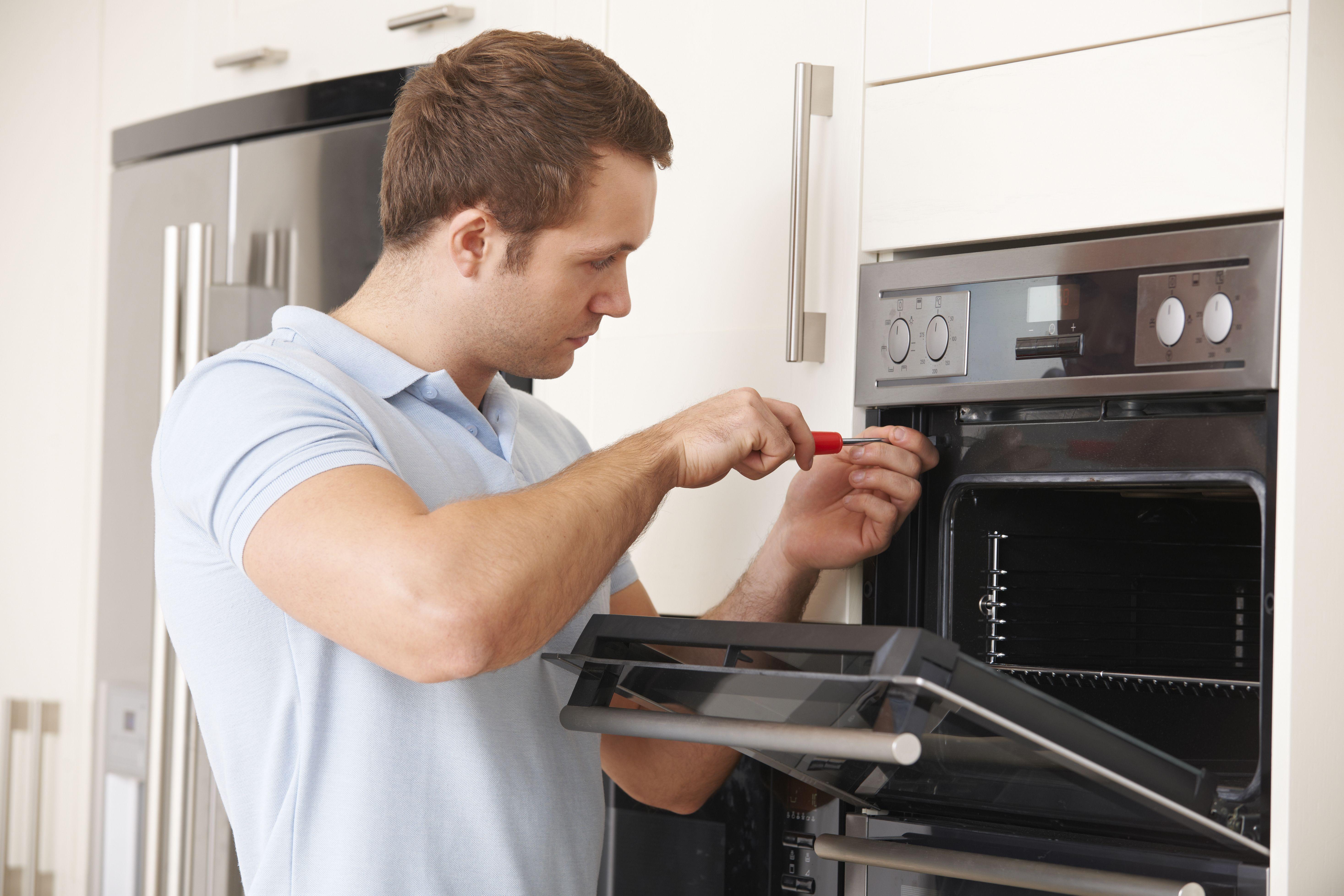 Reparación de hornos eléctricos: Reparaciones de Reyvo