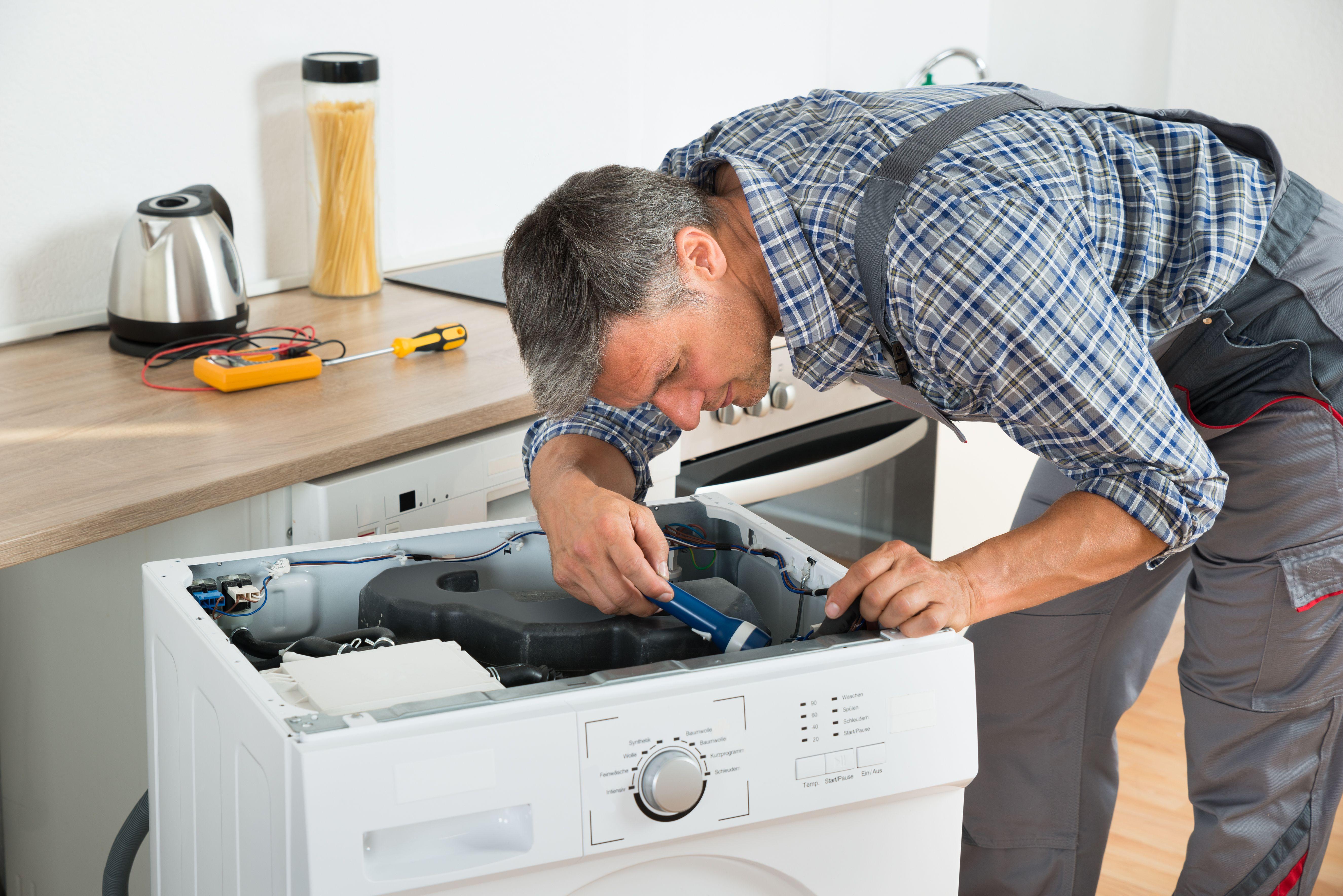 Reparación de secadoras: Reparaciones de Reyvo