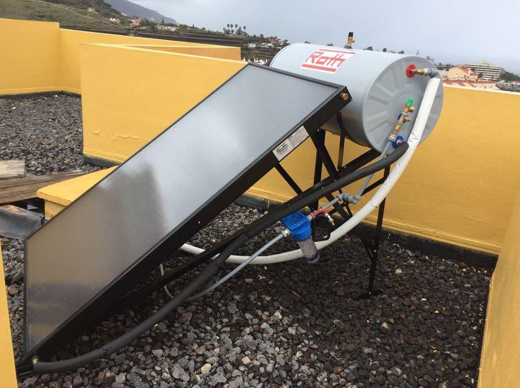 Foto 1 de Energía solar en Longuera Los Realejos | AGENER CANARIAS