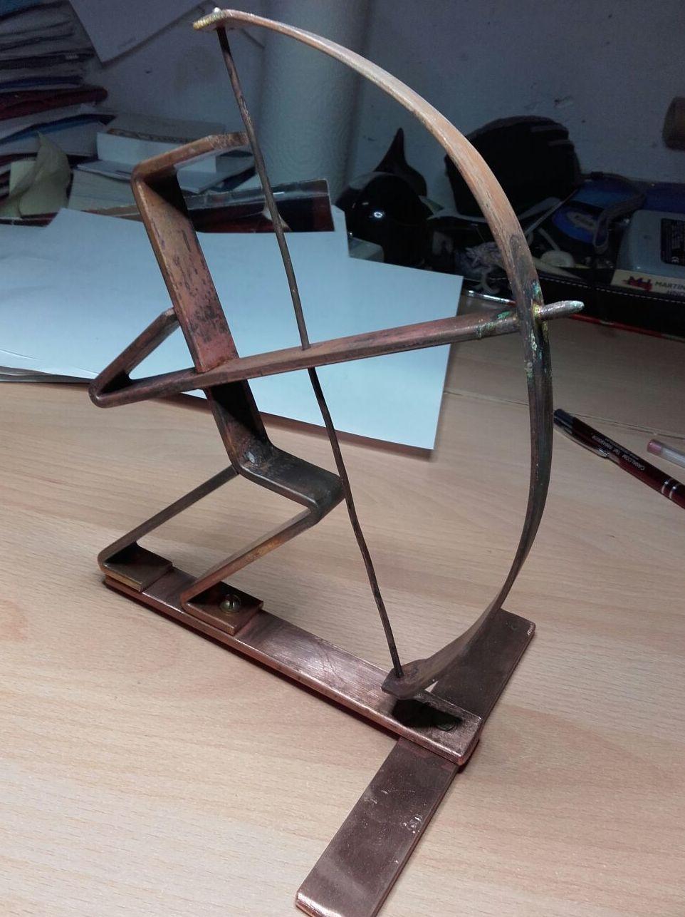 Trofeo de Cobre para tiro con arco en Girona