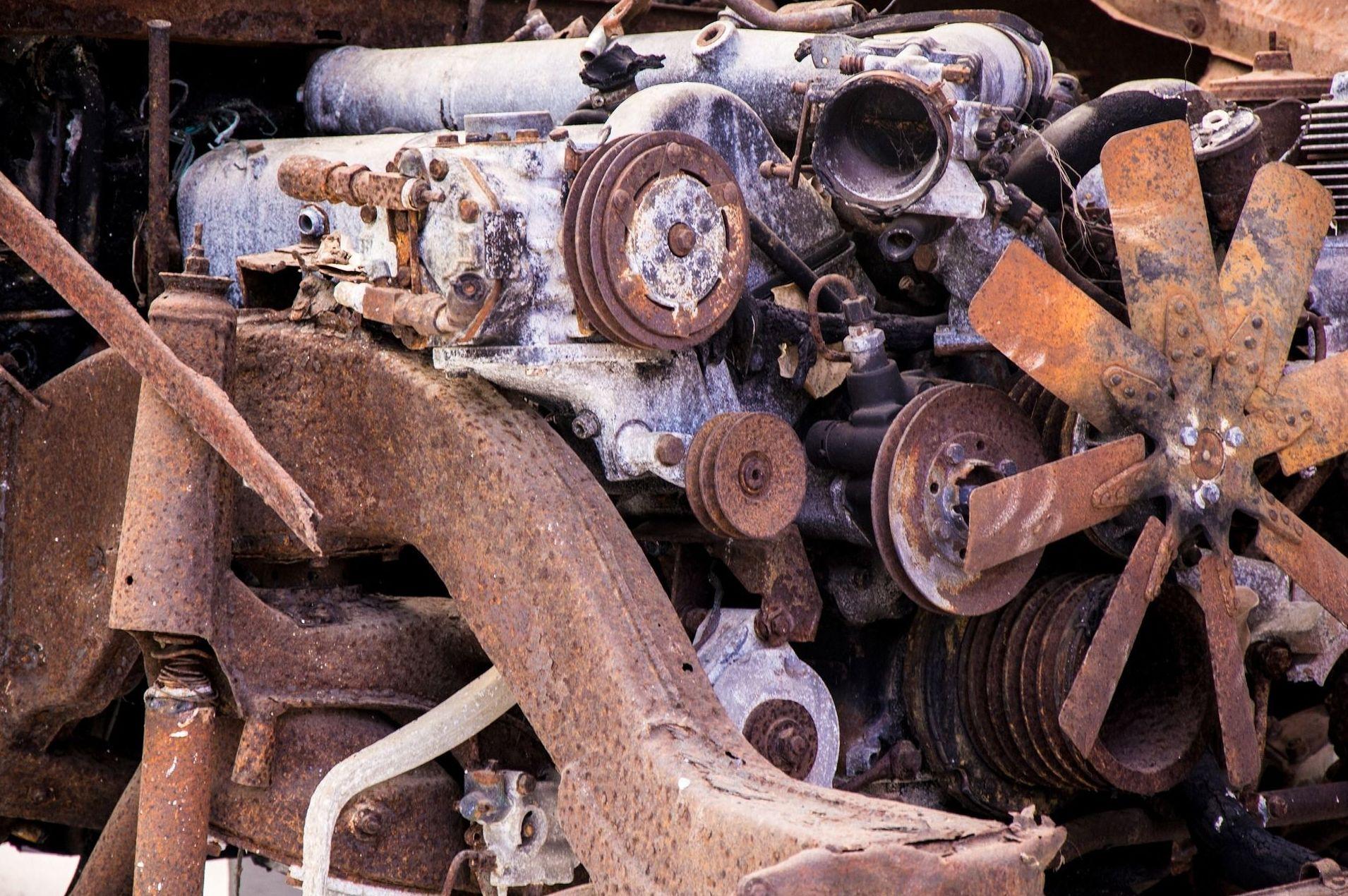 Recuperación de motores