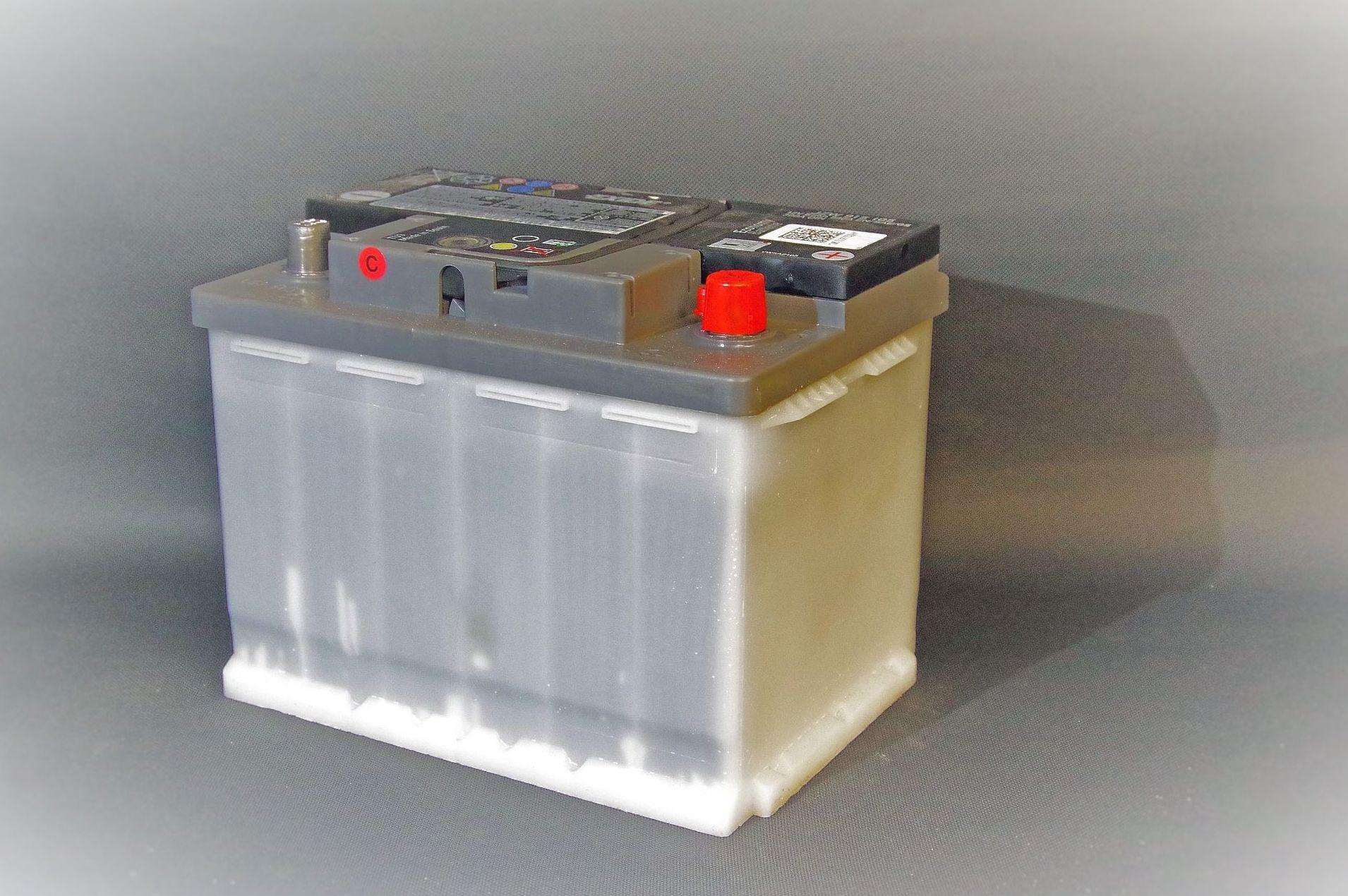 Recuperación de baterías