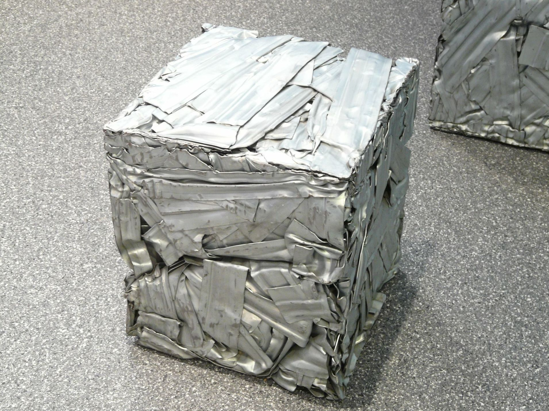 Compraventa de aluminio en Madrid