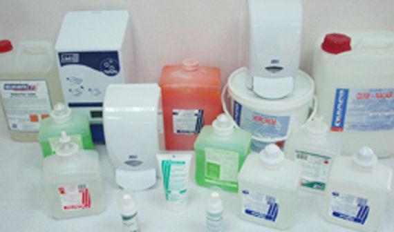 Venta y distribución de productos de higiene