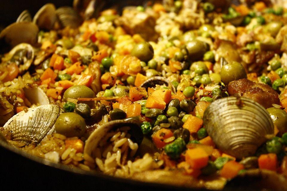 Paellas: Nuestra carta de El Trébol Restaurante Pizzería