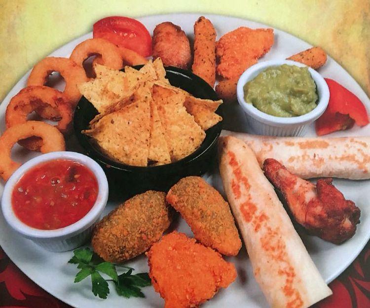 Restaurante de comida mexicana en Mogán