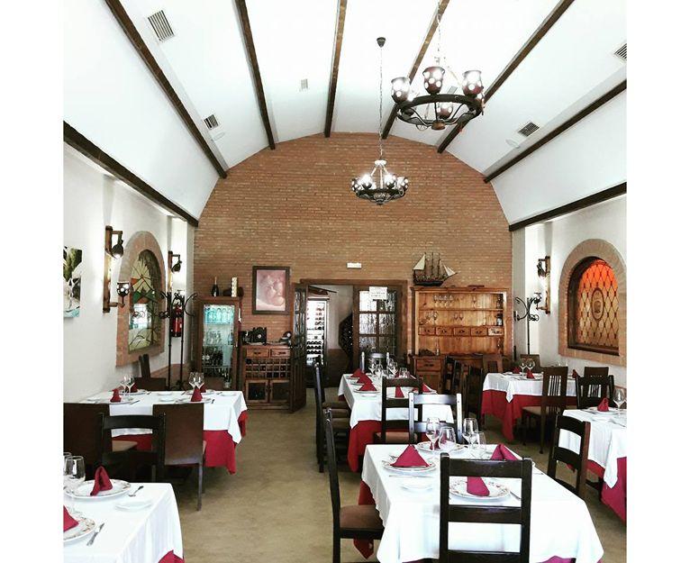 Restaurante con menú del día en Don Benito
