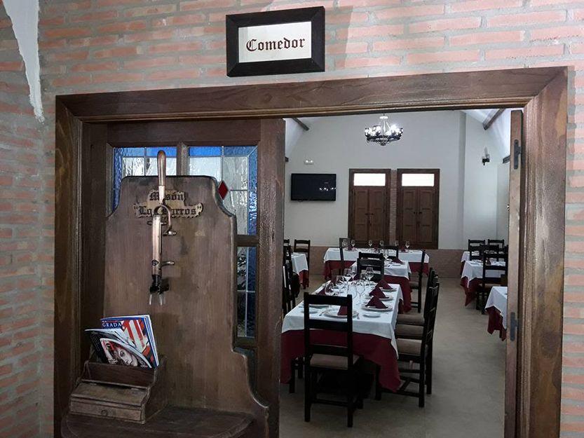 Restaurante para grupos en Don Benito