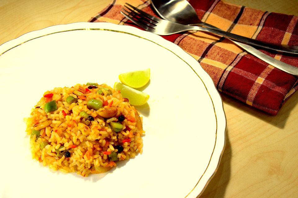 Primeros platos y arroces: Especialidades de Mesón los Barros