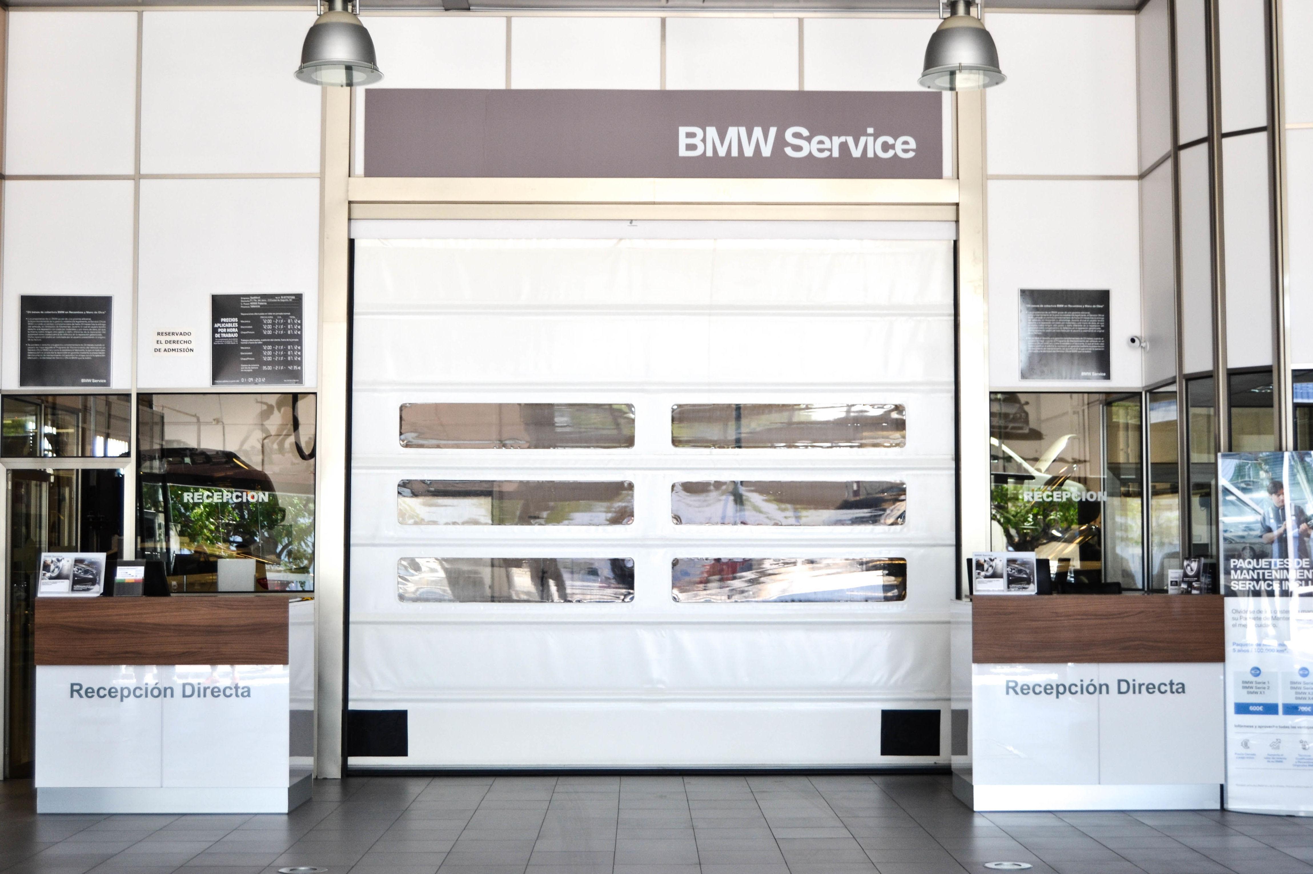 Foto 3 de Talleres de automóviles en Paterna | Spamóvil Servicio Oficial BMW-MINI