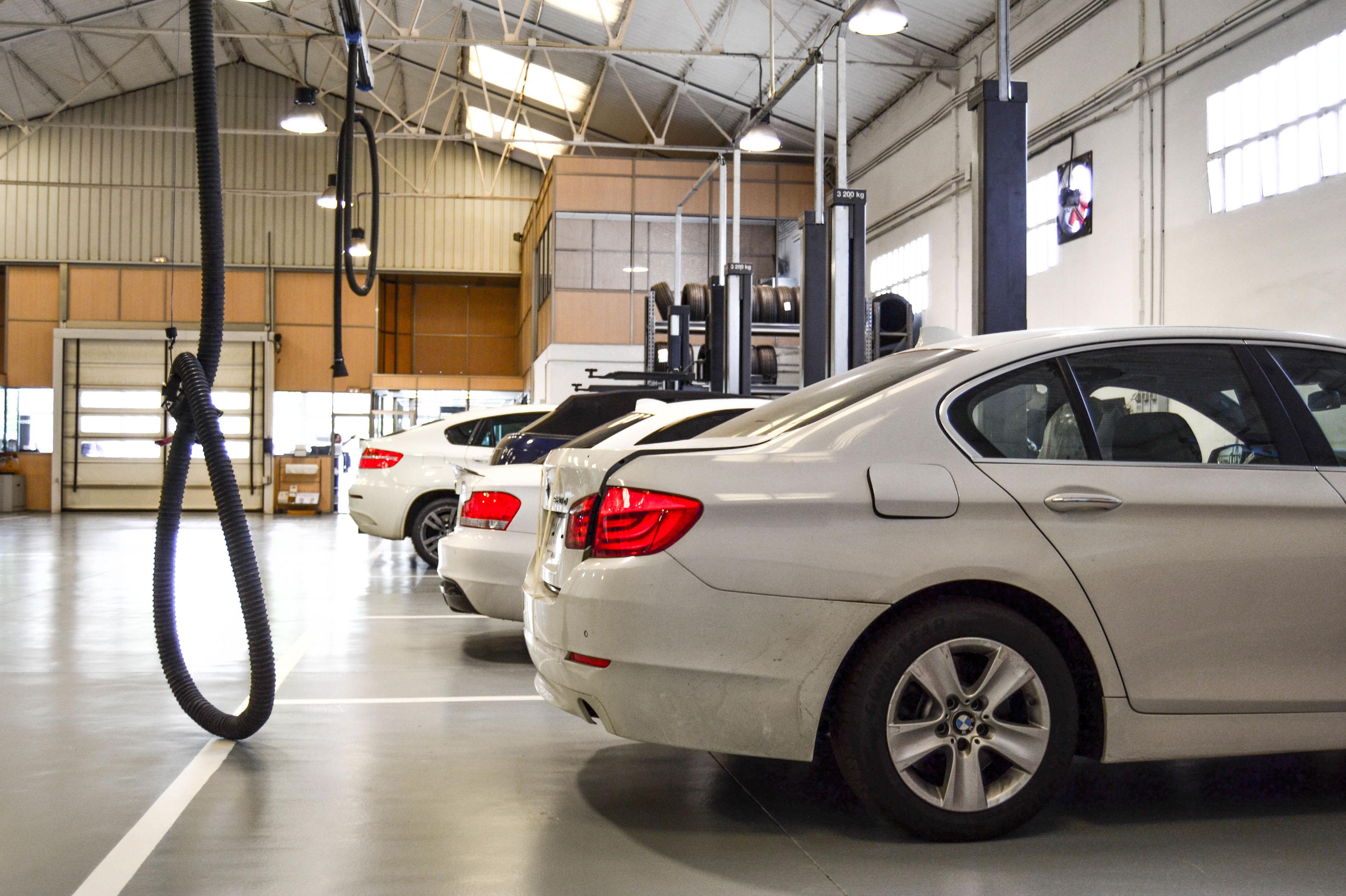 Foto 10 de Talleres de automóviles en Paterna | Spamóvil Servicio Oficial BMW-MINI