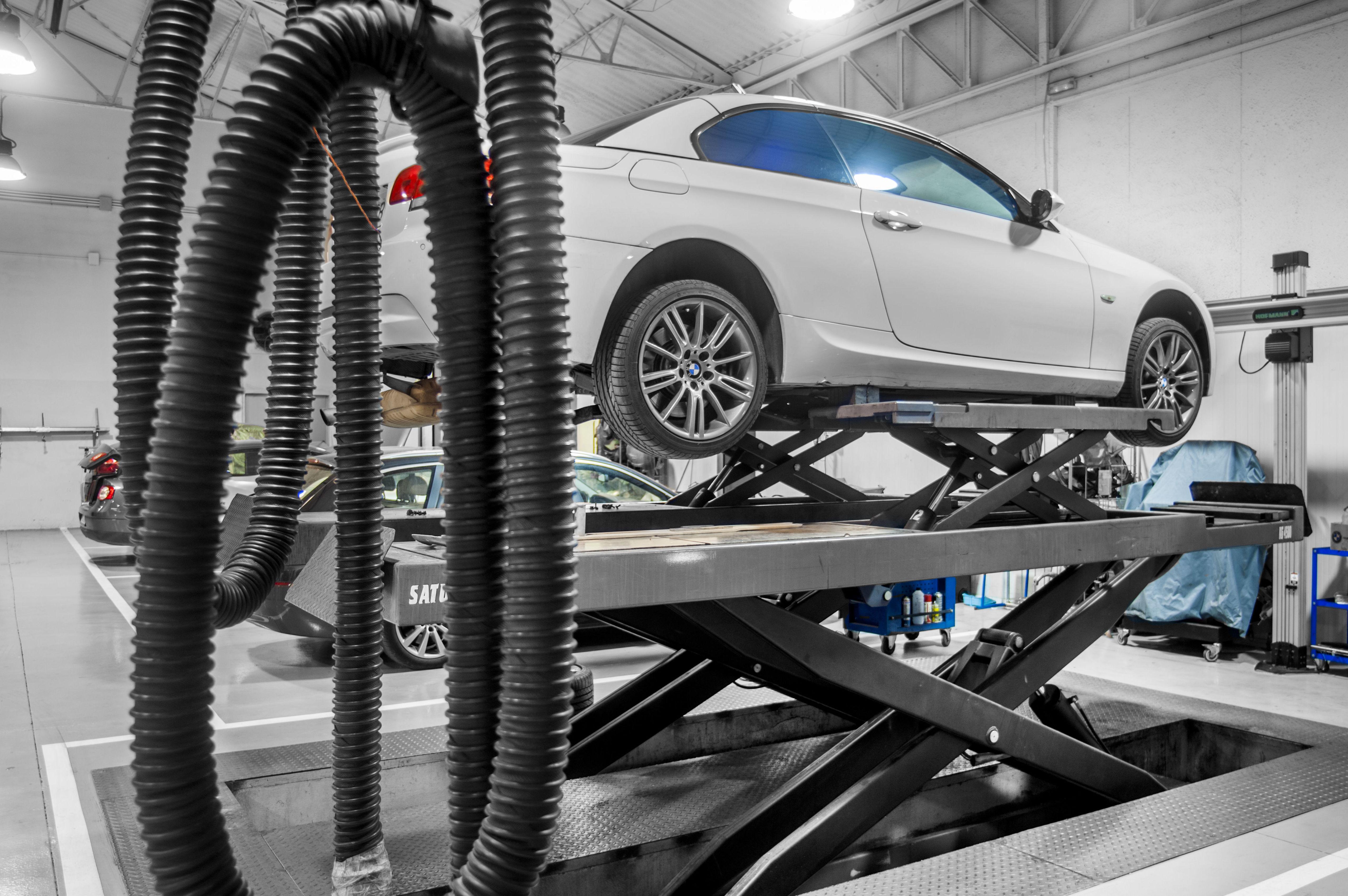 Foto 8 de Talleres de automóviles en Paterna | Spamóvil Servicio Oficial BMW-MINI