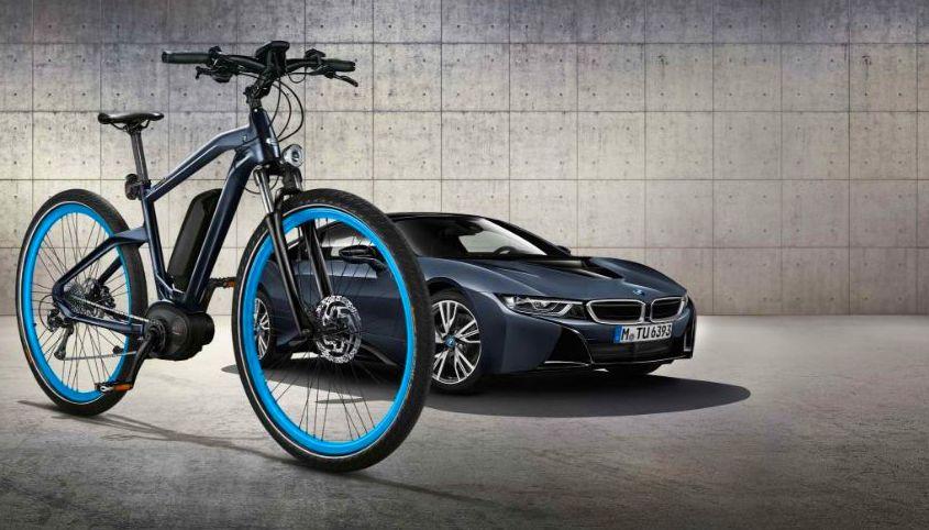 Bicicleta I8