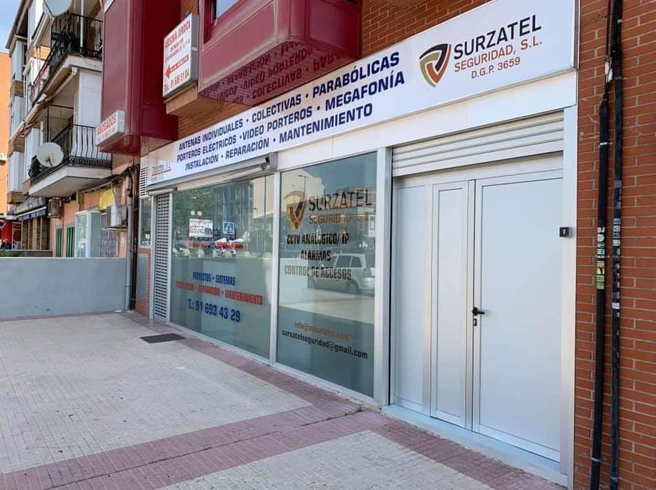 Instalación de antenas Madrid