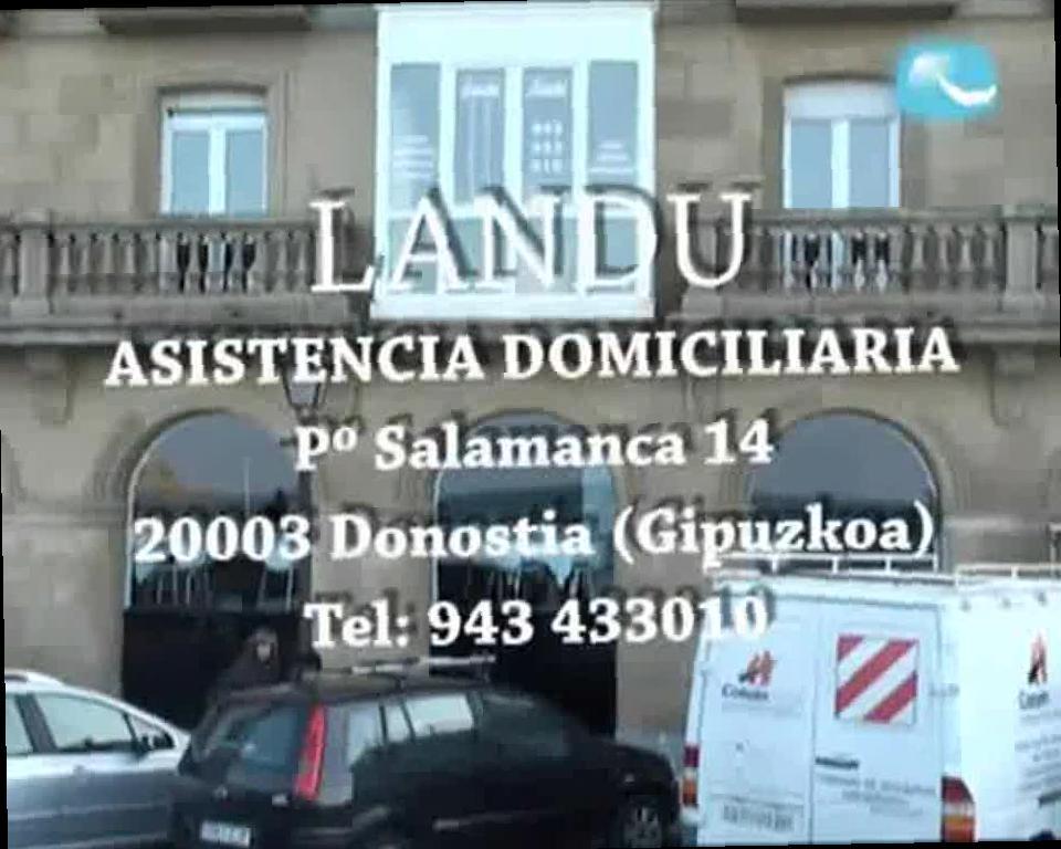 Servicio nocturnos: Servicios de Landu Asistencia Domiciliaria }}
