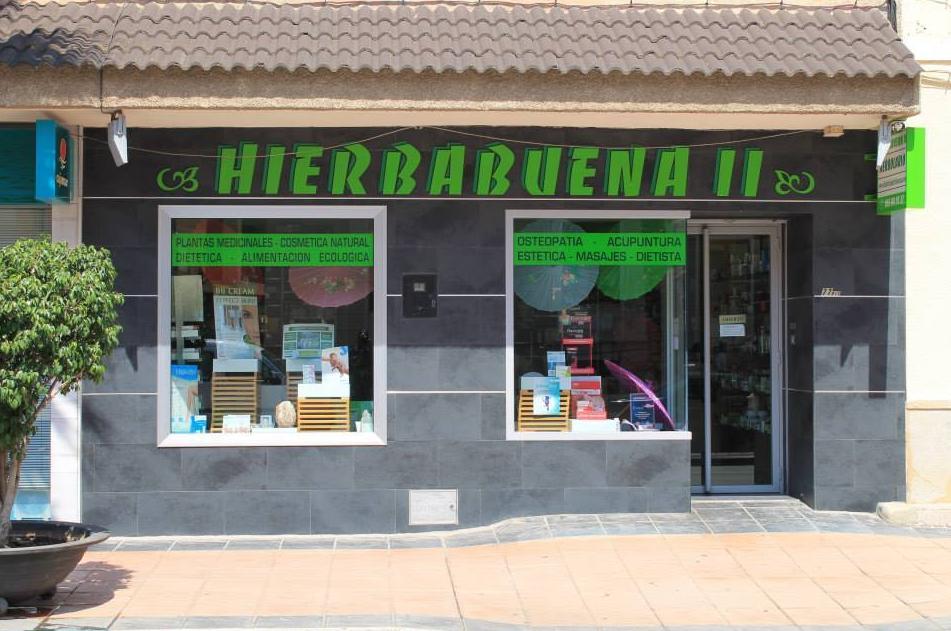 Herbolario Hierbabuena Los Alcázares